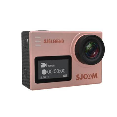 Sjcam Sj6 sjcam sj6 legend 4k wifi an with amazing features