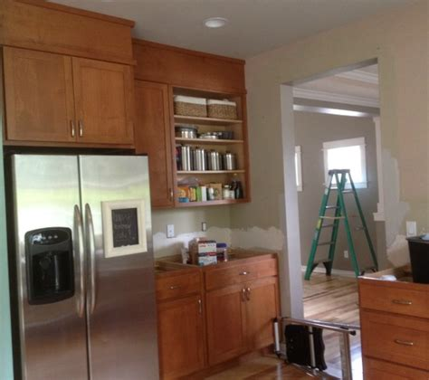 space above kitchen cabinets ideas closing the space above kitchen cabinets the