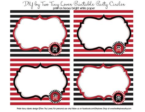 printable pirate labels 90 best lables images on pinterest frames printable