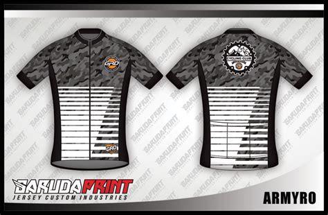 Jaket Merpati Balap Ru Team koleksi desain jersey sepeda gowes 02 garuda print page garuda print