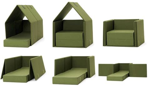 couch tent tent sofa a transformable piece of furniture with more