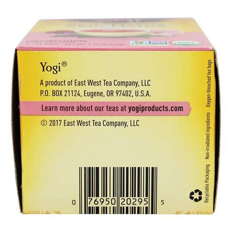 Yogi Soothing Hibiscus Skin Detox by Buy Yogi Tea Soothing Hibiscus Skin Detox 16 Tea