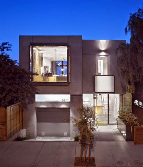 fasad rumah minimalis desain terbaru