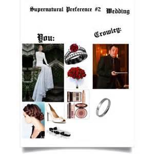 supernatural preferences 2 wedding polyvore
