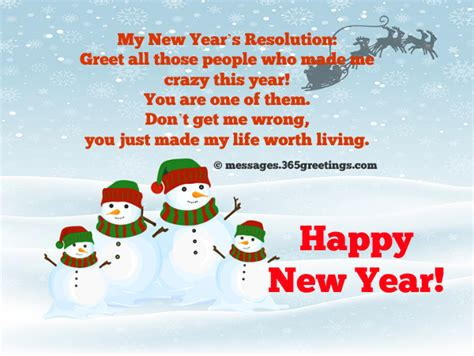 funny new year messages with image 365greetings com