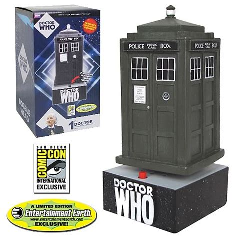 Exclusive Dr Whitening Care Orioginal doctor who original tardis bobble sdcc exclusive bif pow doctor who bobble