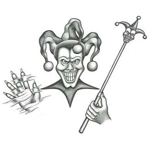 tribal tattoo joker tribal jester www pixshark images galleries