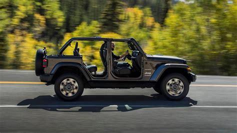 Jeep Wrangler Turbo 2018 Jeep Wrangler Goes Turbo In Los Angeles