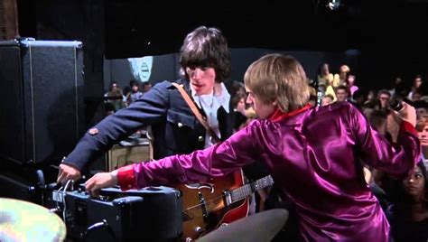 blow up film yardbirds the yardbirds with both beck and page in blow up