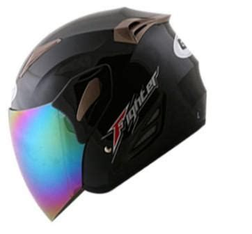 Helm Gm Pria jual helm gm fighter solid radja helm