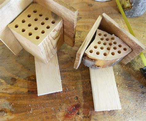 bee houses make your own little bee houses 8 steps with pictures