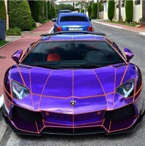 lamborghini purple chrome 79 best images about sport cars on pinterest cars