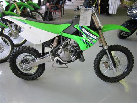85cc motocross bikes for sale 2013 kawasaki kx 85 motocross dirt bike 2 for sale on