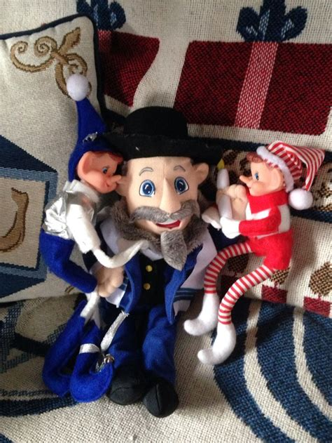 Hanukkah On The Shelf by 17 Best Images About Mensch On A Bench On