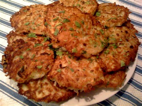 potato pancakes german style mastercook