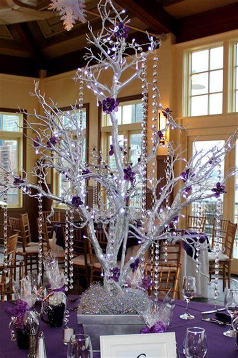 silver tree centerpiece silver tree centerpiece silver tree centerpiece wrapped