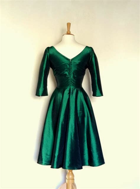 Dress Rumbai Fk 52b Green age youngster affordable wedding dresses green