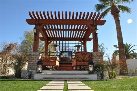 Cheap Kitchen Ideas For Small Kitchens outdoor seating area arbor structure