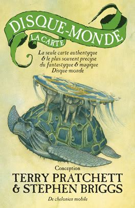 la carte du disque monde  terry pratchett reviews