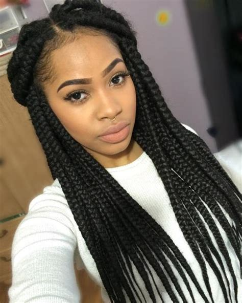 box braids hairstyles for round faced light skins dookie braids hairstyle inspiration
