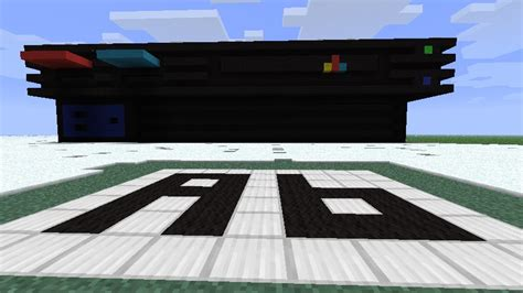 minecraft console ps2 console minecraft project