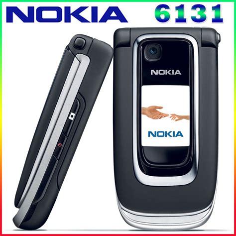 Hp Nokia Flip 7510 Free Shipping Unlocked 6131 Original Mobile Phone Nokia 6131 Cheap Gsm Fm Bluetooth