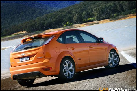 2008 ford focus xr5 turbo review caradvice