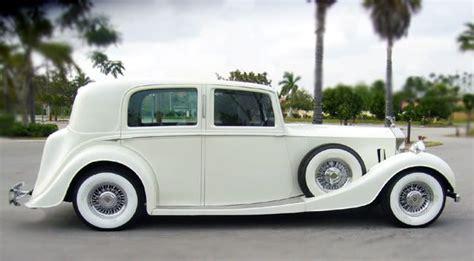 1930 s rolls royce yes white