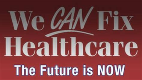 how to fix the future books we can fix healthcare the future is now be part of the
