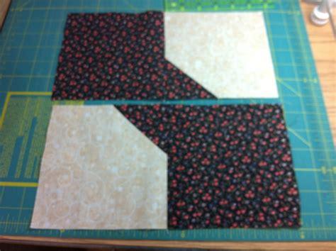 Necktie Quilt Block by Magpie Quilts Easy Bow Tie Quilt Block Tutorial