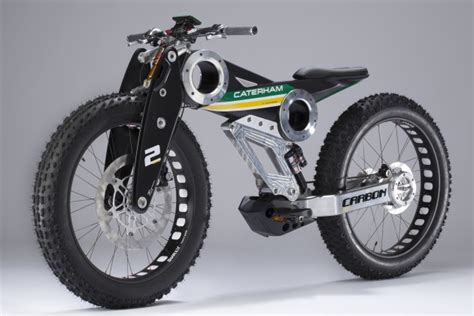 caterham bikes division launched by caterham