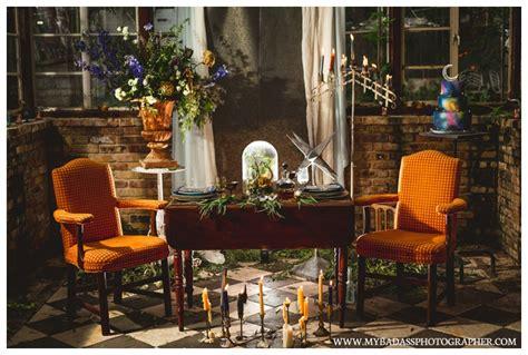 celestial themed wedding creatrix photography sekrit theatre