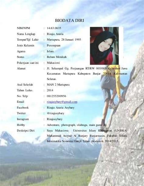 biografi maudy ayunda lengkap dalam bahasa inggris contoh biodata diri pictures contoh brosur makanan dalam