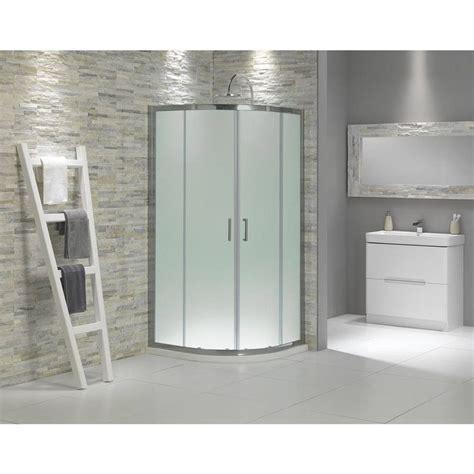 Frosted Glass Quadrant Shower Enclosure 900 Now 163 179 Bathroom Door Furniture