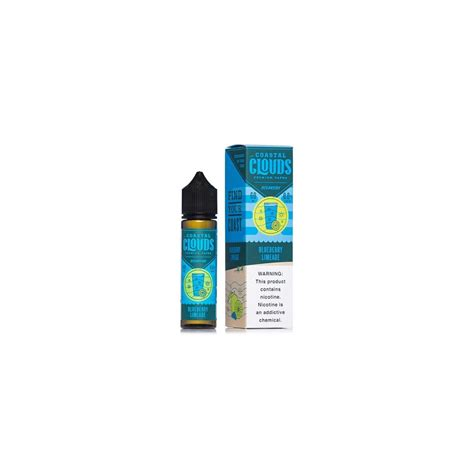 coastal clouds blueberry limeade  liquid vaporbeast