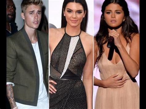 justin bieber and kendall jenner 2013 justin bieber le fue infiel a selena g 243 mez con kendall