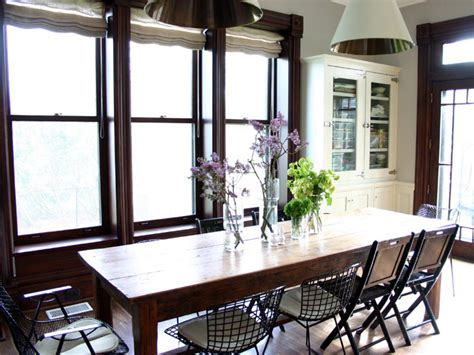 Dining Table In Kitchen Ideas by Kitchen Table Design Decorating Ideas Hgtv Pictures Hgtv