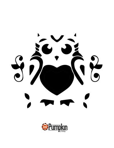 printable scary owl 25 best ideas about owl pumpkin stencil on pinterest