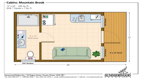 cabin floor cabin floor plans 12 x 14 1 bedroom cabin floor plans