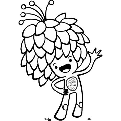 rio coloring pages games rio 2016 olympic games coloring pages sketch coloring page