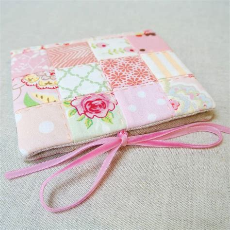 Handmade Needle - handmade patchwork needle by sew sweet violet