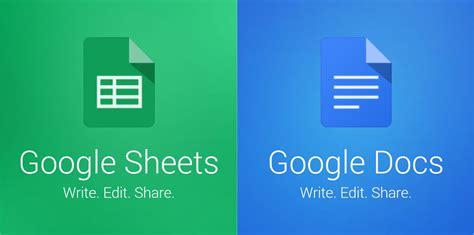 google sheets docs slides just got much much smarter download google docs and sheets apk files