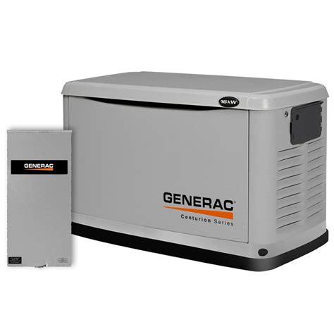 shop generac centurion 16000 watt lp 16000 watt ng