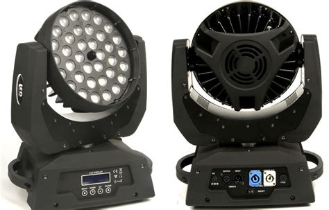 Moving Light Fixtures Quality 36 10w Rgbw Led Zoom Moving Color Change Light Fixture Bomgoo