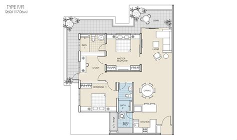 Citylights Condo Floor Plan 100 citylights condo floor plan gallery of citylife