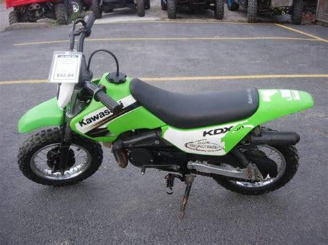 Kawasaki Kdx 50 by Kawasaki Kawasaki Kdx50 Moto Zombdrive