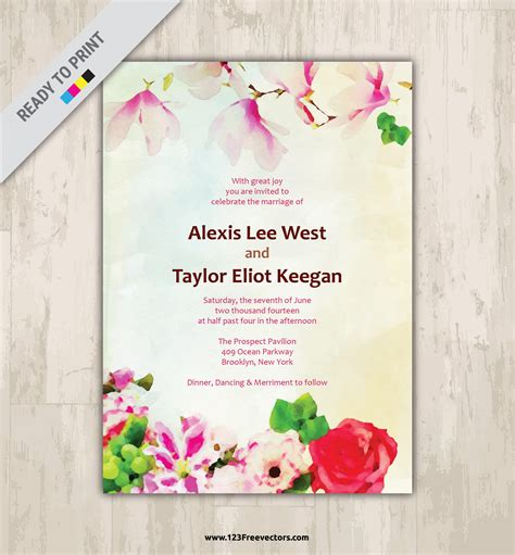 Wedding Invitations Graphics by Wedding Invitation Vector Graphics Choice Image