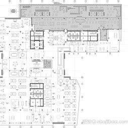 Architectural Wall Systems Oman - 办公空间设计平面图装修效果图 设计本