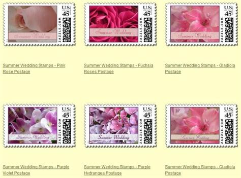 Postage Sts For Wedding Invitations postage sts wedding invitations