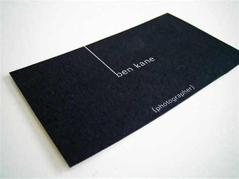 black business card 26 bestcreativity